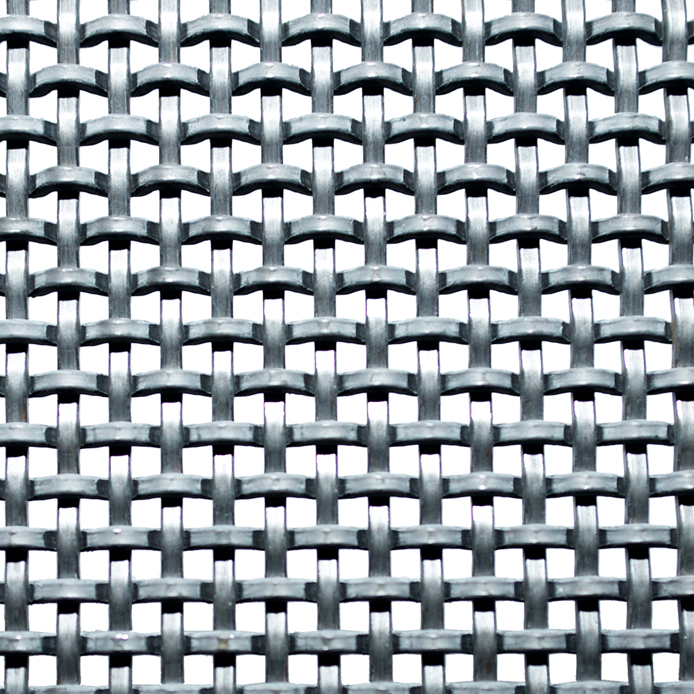 QMESH opening 2,3×2,3 mm, wire 1,7×1,7 mm