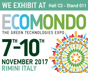 Ecomondo 2017 - Rimini, 7-10 novembre 2017 - Sovatec Industriale